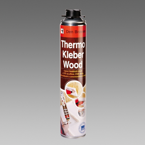 Den Braven Thermo Kleber WOOD (750ml/bal)