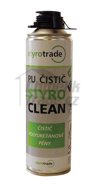 STYRO CLEAN čistič PU (500ml/bal)