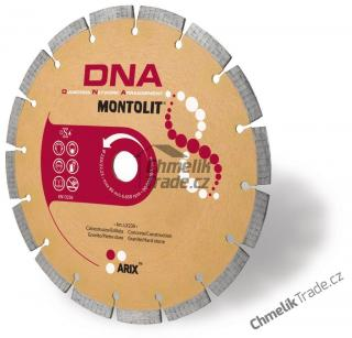Diamantový kotouč MONTOLIT LX DNA 230 mm