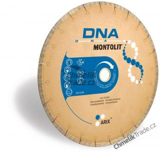 Diamantový kotouč MONTOLIT SCX DNA 250 mm