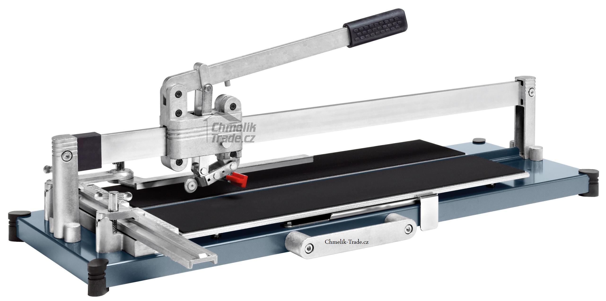 Řezačka Kaufmann TopLine ROCK 630 mm + sleva (Profesionální ložisková řezačka na obklady a dlažby.)