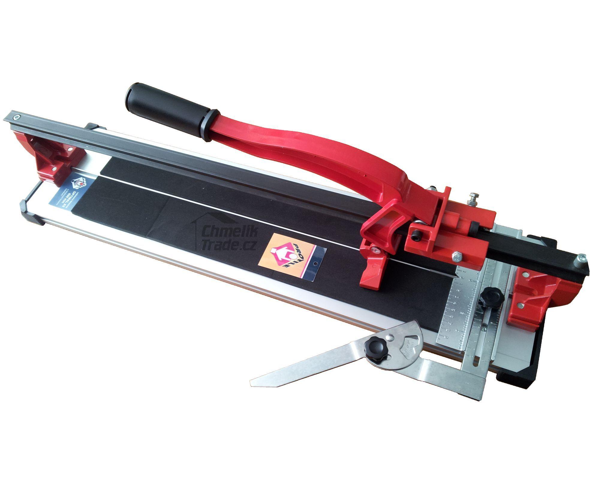 Řezačka na obklady Optimal X5 - 500 mm