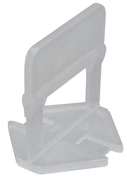 Spona KLIP & KOP pro tl. 3-12 mm (60ks/bal) (Spona KLIP & KOP pro dlaždice tloušťky 3-12 mm.)