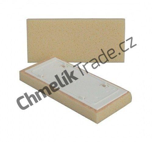 Molitan samostatný jemný profi na plastové desce 300x130x30mm - výměnný