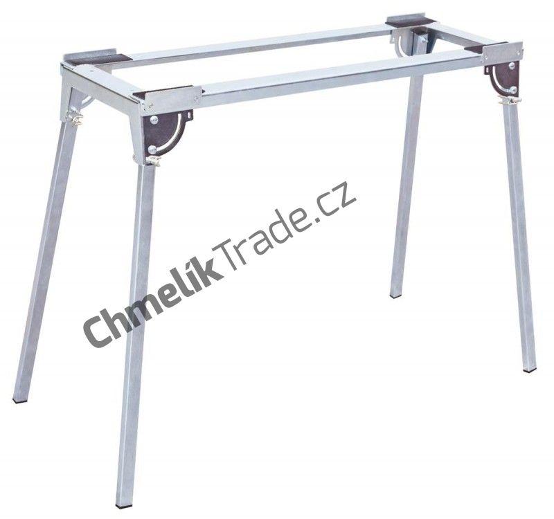 Pracovní stůl skládací PROFI pro řezačky Kaufmann TopLine (Masivní pozinkovaná konstrukce.)