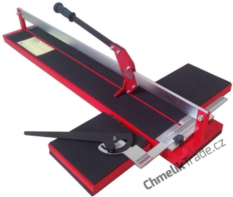 Řezačka na dlažbu a obklady Bauprima I5 900 mm, přídavné podpěry