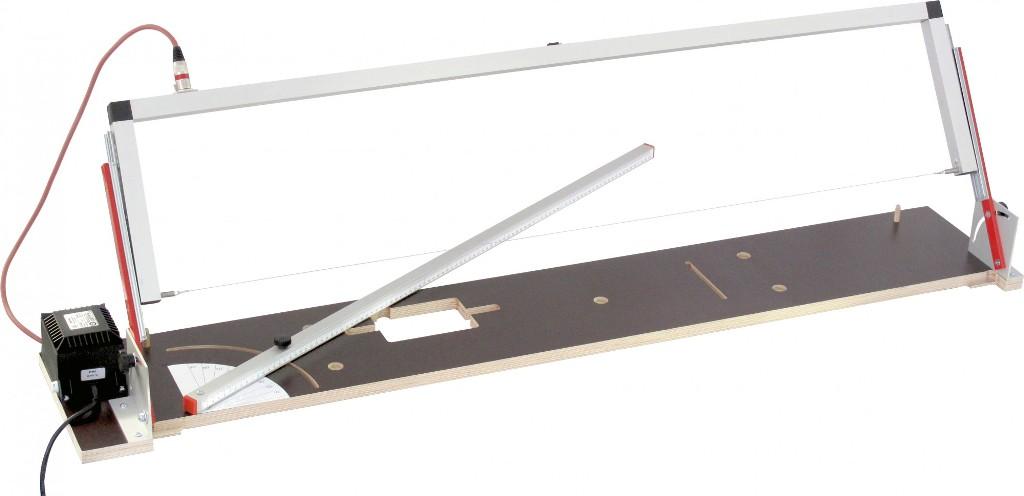 Řezačka na polystyren STYROPOR1 - 1070 mm (Stolní přenosná tavná řezačka na polystyren.)