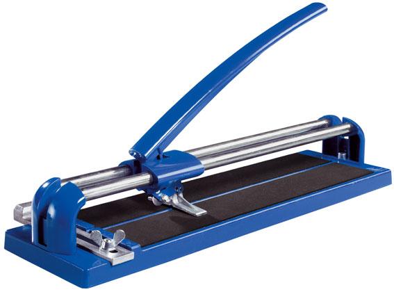 Řezačka na obklady KAUFMANN MAXIFLIES 410 mm (Kvalitní řezačka na obklady, dlažby a mozaiku.)