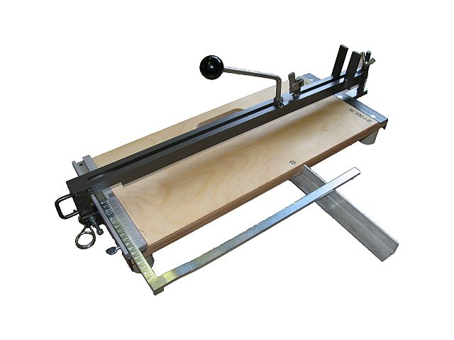 HUFA original klasik 530 mm - horní lámačka - Řezačka na obklady (Profesionální řezačka na obklady, dlažby a mozaiku.)