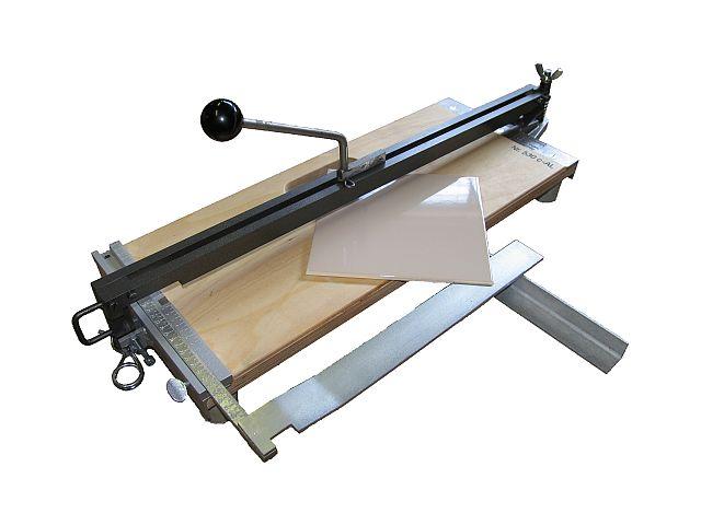 HUFA original diagonal 800 mm - spodní lámačka - Řezačka obkladů (Profesionální řezačka na obklady, dlažby a mozaiku.)